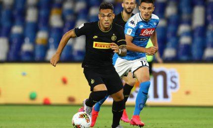 Al San Paolo finisce 1-1, Napoli strappa la finale all'Inter
