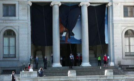 A Madrid riapre il Museo del Prado, applausi dei turisti