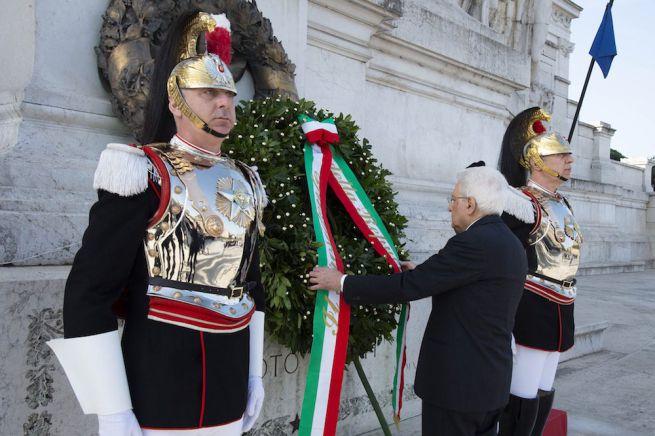 Mattarella a Codogno, il Presidente richiama politica a unità morale