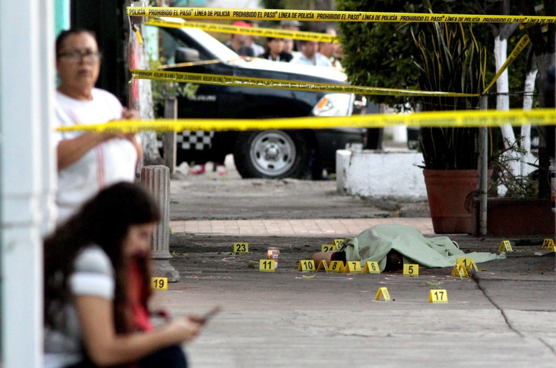 Città del Messico, 3 morti in attacco al capo della sicurezza