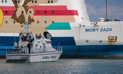 Coronavirus, 28 migranti positivi sulla nave quarantena Moby Zaza