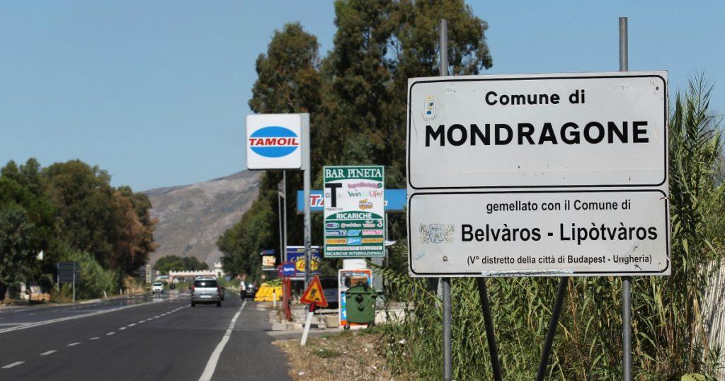 Coronavirus, prorogata la zona rossa a Mondragone fino a 7/6