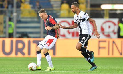 Parma a valanga sul Genoa, Torino ok sull'Udinese