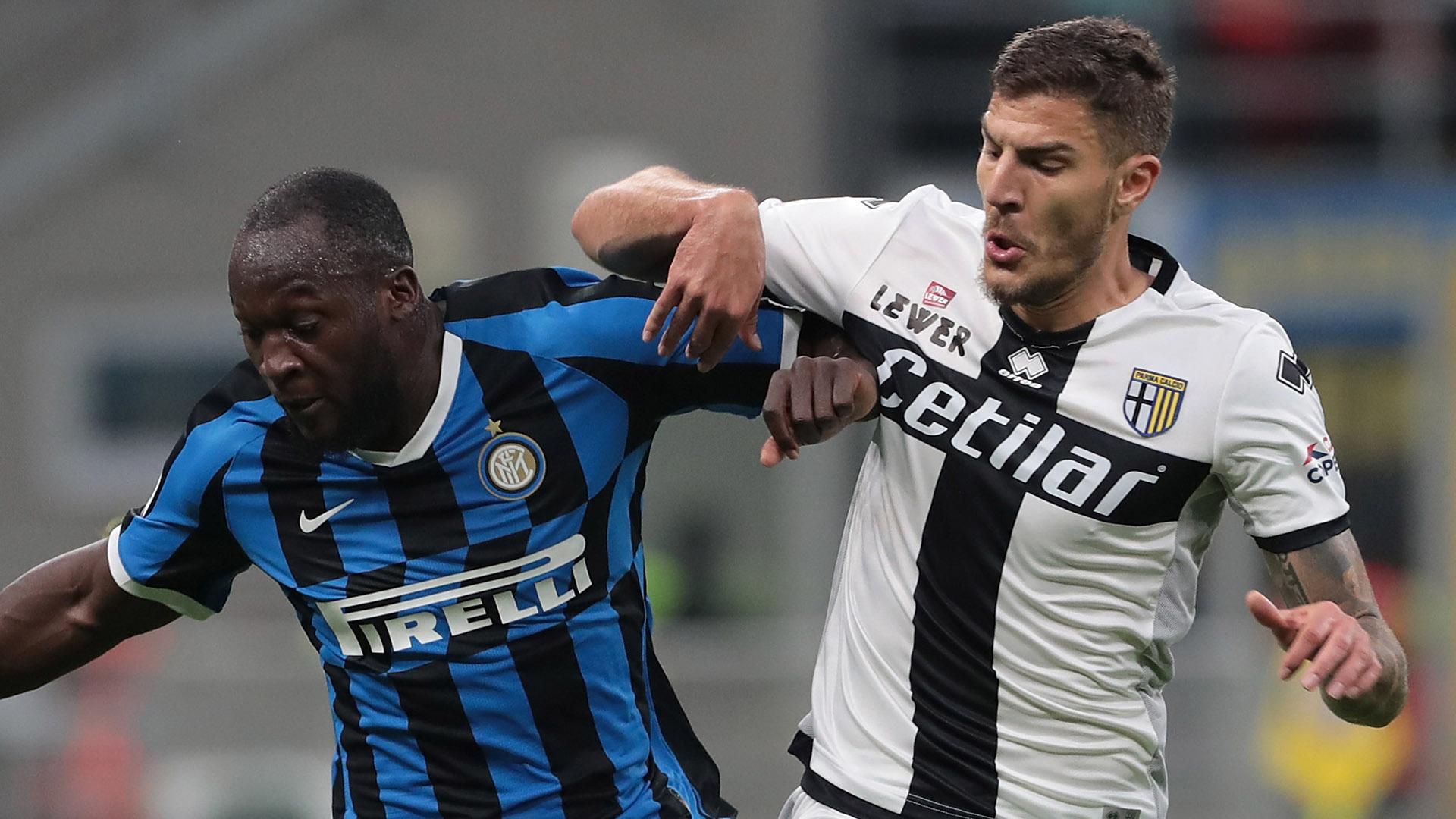 L'Inter ribalta il Parma e blinda la Champions League