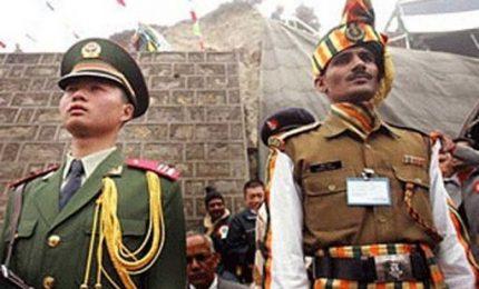 Scontro sul tetto del mondo: India e Cina non abbassano tensioni