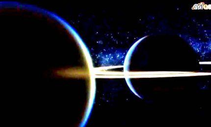 Titano fugge da Saturno più velocemente di quanto stimato