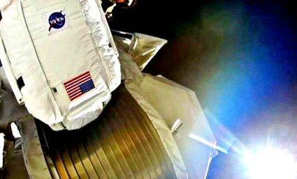 """Nuove analisi dell'AMS-02 sul """"peso"""" dei raggi cosmici"""