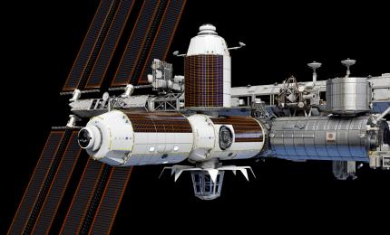 Moduli italiani per la Stazione spaziale privata di Axiom