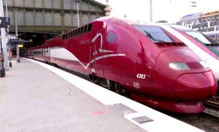 Il primo Thalys da Parigi a Dortmund, simbolo di confini riaperti