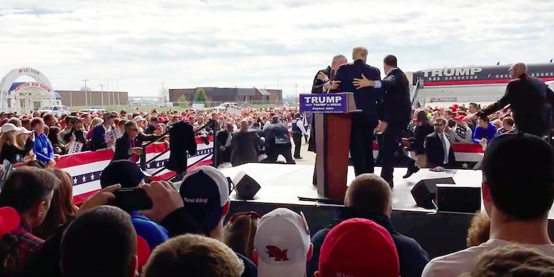 Usa 2020, sei organizzatori comizi Trump positivi al Covid