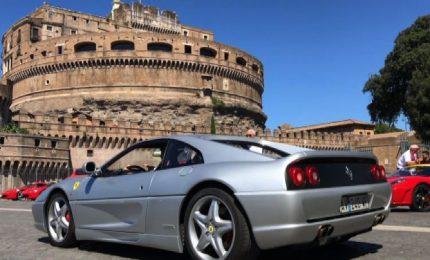 Fase 3, maxi-evento Ferrari a Roma per la ripartenza