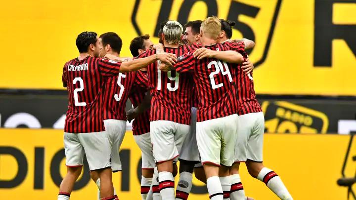 Il Milan batte il Parma, Samp strapazza il Cagliari,