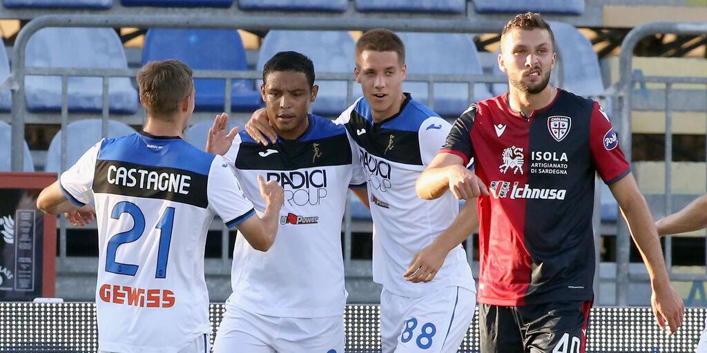 L'Atalanta continua a vincere, espugnata Cagliari