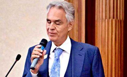 Covid-19, Andrea Bocelli si scusa: non volevo offendere nessuno