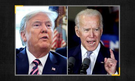 Biden sempre più presidenziale, Trump sempre più underdog