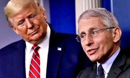 """Elezioni presidenziali Usa, Trump rischia di """"inciampare"""" su Fauci"""