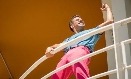 """Gabbani """"Inedito acustico"""", al via il tour domenica 26 luglio"""