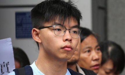 A Hong Kong pro-democrazia esclusi da elezioni, anche Joshua Wong