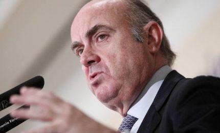 """Bce, De Guindos spiega """"le due eredità"""" della crisi pandemica"""