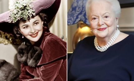 Morta la star di Hollywood Olivia de Havilland