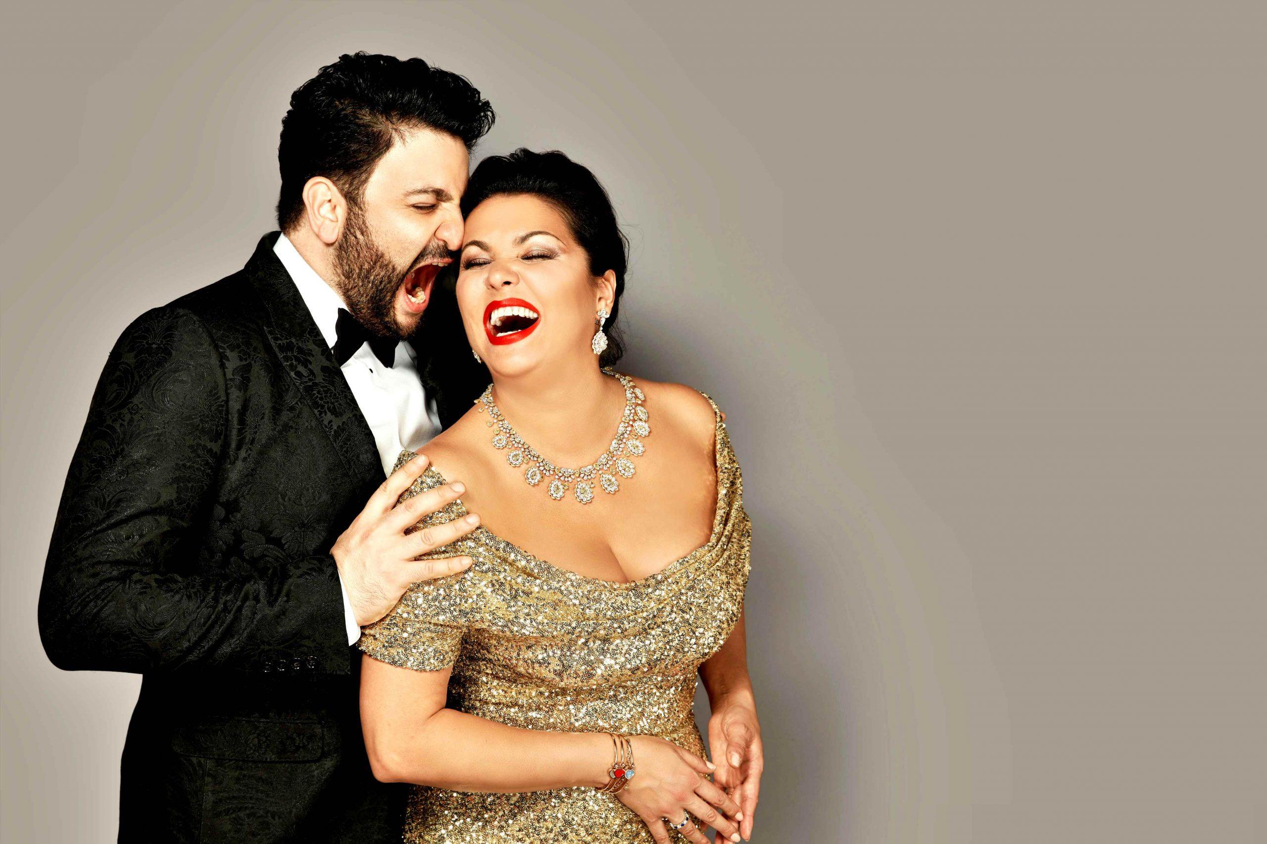Anna Netrebko e Yusif Eyvazov, la coppia d'oro della lirica a Palermo
