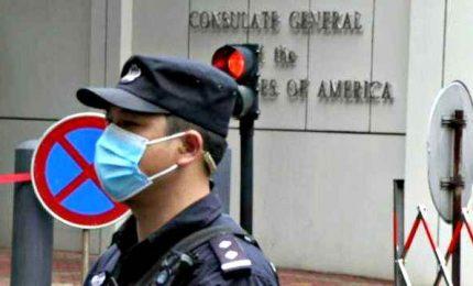 Rapporti Usa-Cina ai minimi in 40 anni, chiude consolato a Chengdu