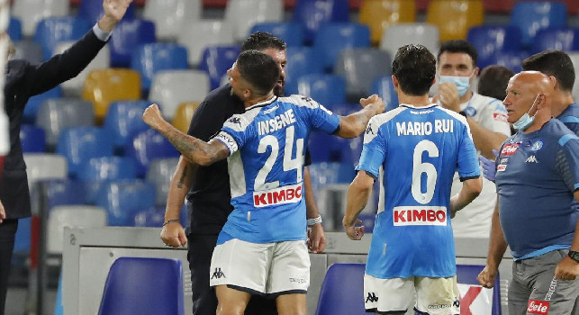 Napoli-Roma 2-1, partenopei al quinto posto in classifica