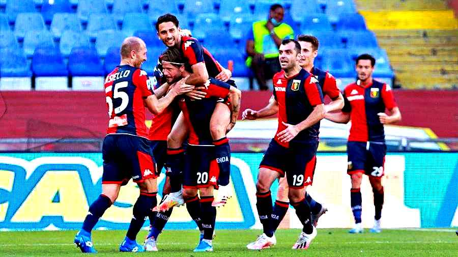 Genoa-Spal 2.0, i rossoblù tornano a sperare nella salvezza