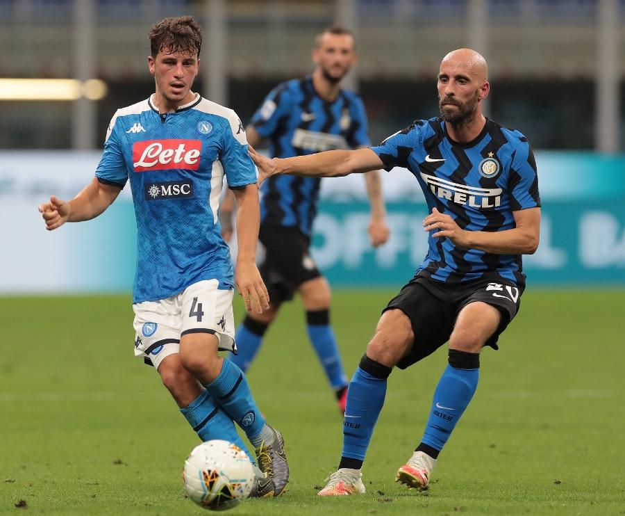 Inter-Napoli 2-0, nerazzurri nuovamente secondi