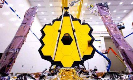 La Nasa ritarda il lancio del telescopio Webb