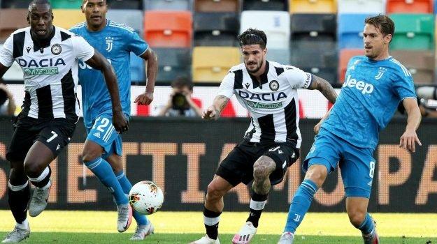 Juve Ko a Udine, fallito il primo match ball scudetto
