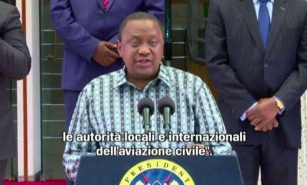 Il Kenya annuncia la ripresa dei voli internazionali dal 1 agosto