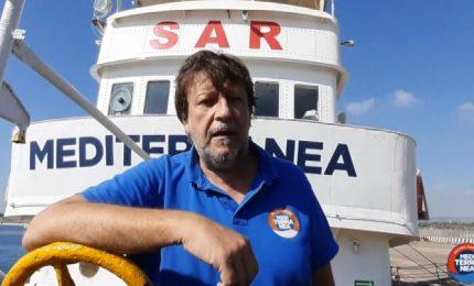 Migranti, conclusa la quarantena per equipaggio Mare Jonio