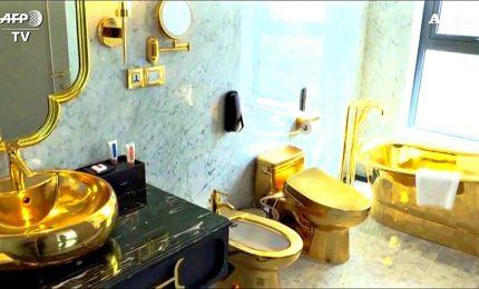 In Vietnam inaugurato il primo hotel al mondo placcato d'oro