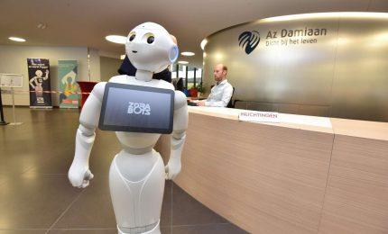AI e robot: il futuro delle cure per i più vulnerabili