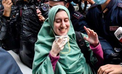 Silvia Romano: ho sognato il nome Aisha, col velo mi sento libera