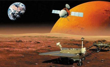 La Cina si prepara al lancio della sua missione su Marte