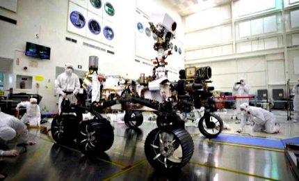 """Il rover Usa """"Perseverance"""" pronto al lancio verso Marte"""
