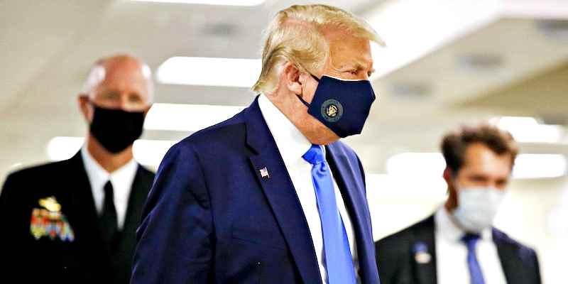 """""""Bambini quasi immuni a Covid"""", Facebook e Twitter bloccano Trump"""