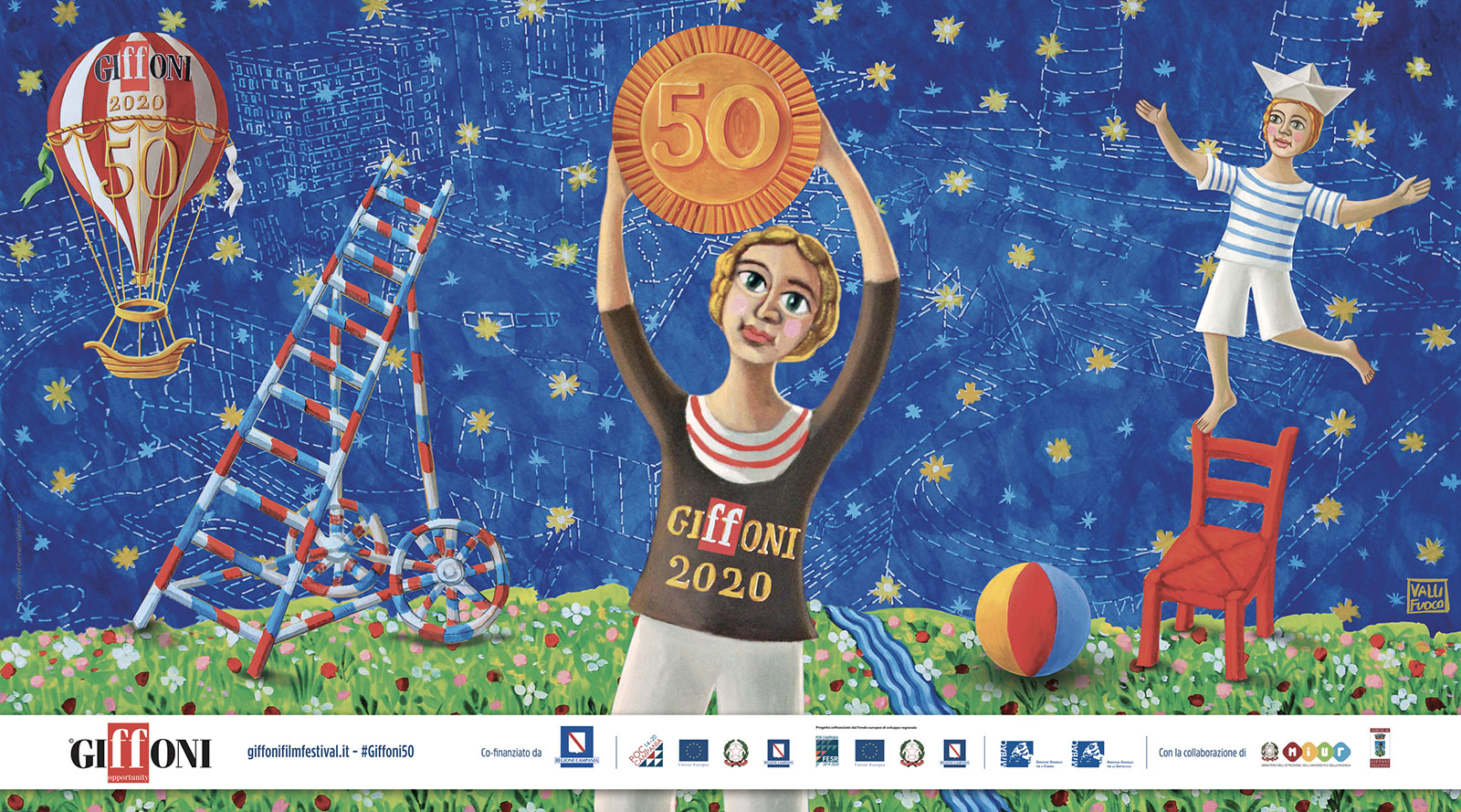 Paestum dall'11 al 14 agosto la seconda parte del #Giffoni50