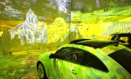 A Toronto la mostra drive in: Van Gogh si ammira in auto