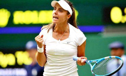 Wta Palermo, è Viktoriya Tomova la positiva al Covid
