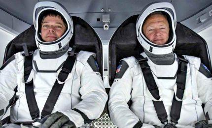 Behnken e Hurley: orgogliosi di questa missione storica