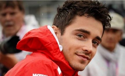 """Gp Emilia Romagna, Leclerc: """"Interessante formula su due giorni"""""""