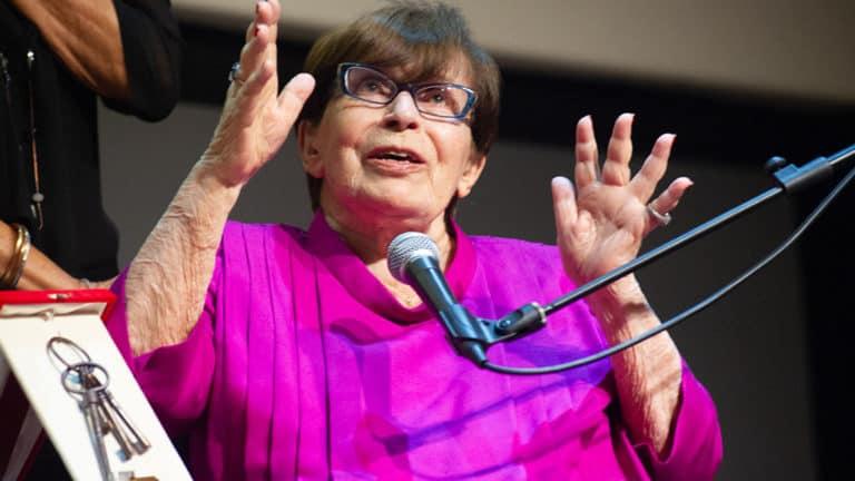 """E' morta Franca Valeri, aveva appena compiuto 100 anni.  Artisti e attori uniti nel ricordo: """"Che donna"""""""