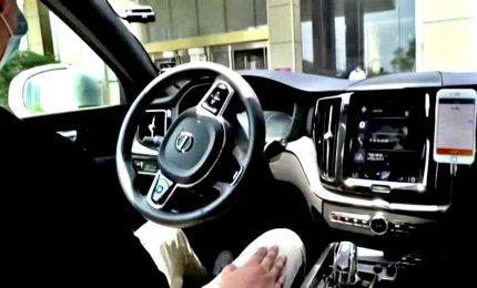 I taxi senza conducente conquistano le strade di Shanghai