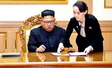 Nordcorea, sorella di Kim Jong Un ancora assente dal Politburo. Ed è giallo su Covid