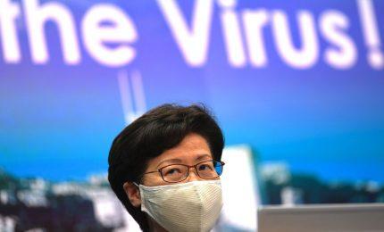 Ad Hong Kong rinviate le elezioni, Lam: per Covid, non politica