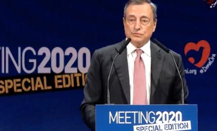 Draghi: privare i giovani del futuro la più grave disuguaglianza