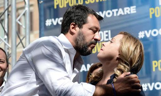 Lega divisa, e Giorgia Meloni cresce. Per Salvini centrodestra unito ma crescono malumori